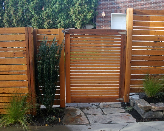25 unique ideas with fences for your garden my desired home for Unique privacy fence designs