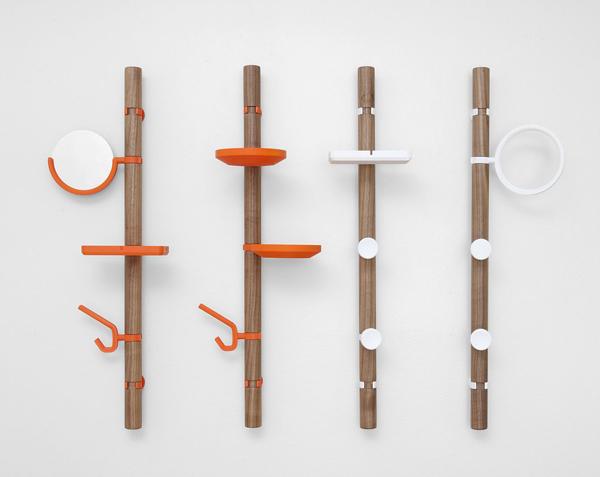 Clip Tree Practical Wall Hanger By Matthew Plumstead My