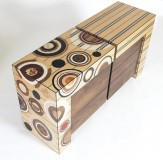 marquetry Opposites collection