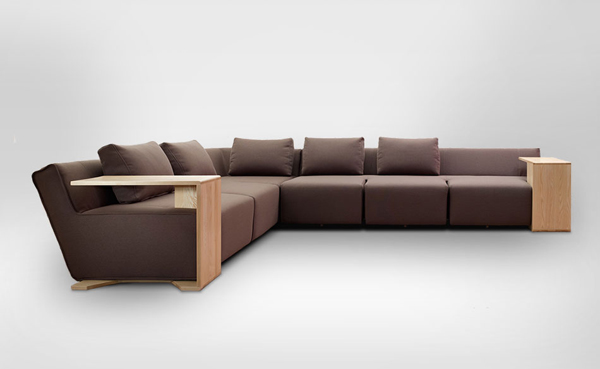 cool multiform sofa by marcin wielgosz my desired home. Black Bedroom Furniture Sets. Home Design Ideas