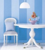 Shades of blue in decorating
