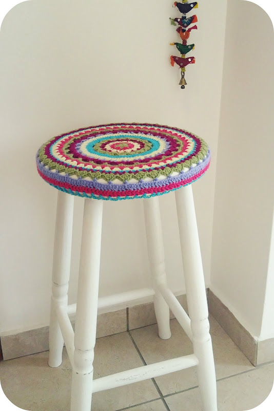The knitted Stool3