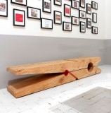 Molletta Bench by Baldessari e Baldessari