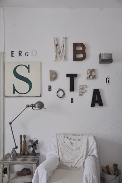 From a to z of decorating inspired decorations with for Decoration 11 letters