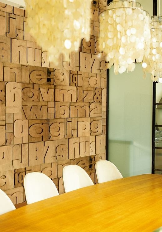 From A to Z of decorating! Inspired decorations with letters   My ...