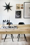 Amazing Black & White Christmas décor ideas