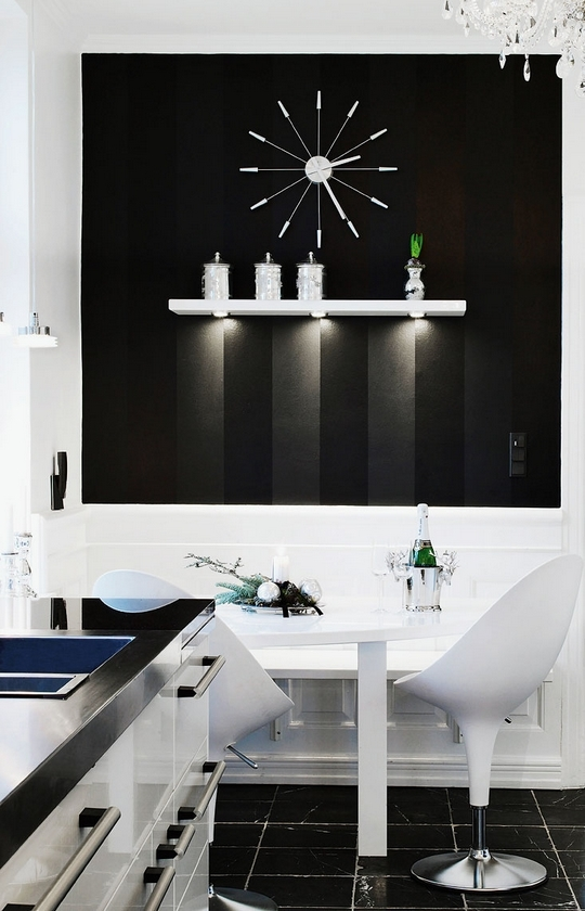 Amazing Black White Christmas D Cor Ideas My Desired Home