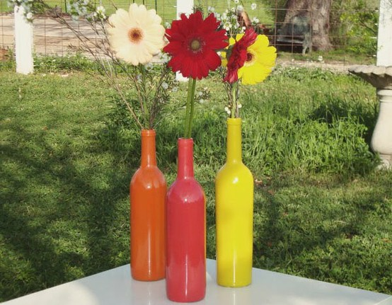Bottle reuse decorating ideas7