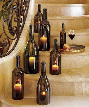 Bottle reuse decorating ideas8