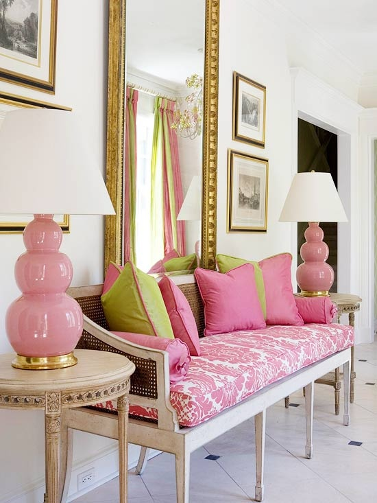 Pink decoration ideas10