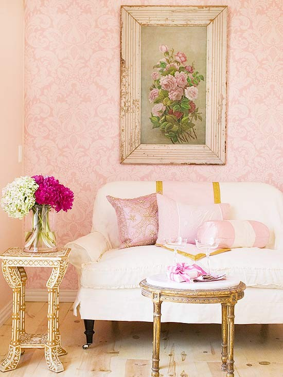 Pink decoration ideas12