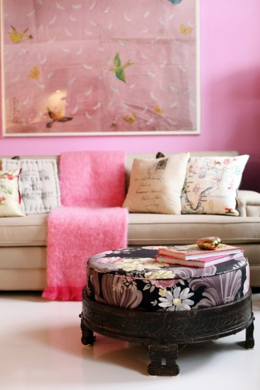 Pink decoration ideas4