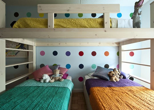 Polka dots decor trend ideas9