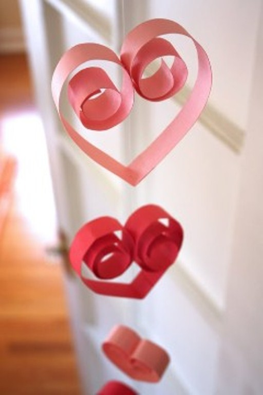 Valentine 39 s day decorating ideas my desired home for Heart decorations for the home