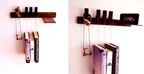 book hanging rack by Agustav1