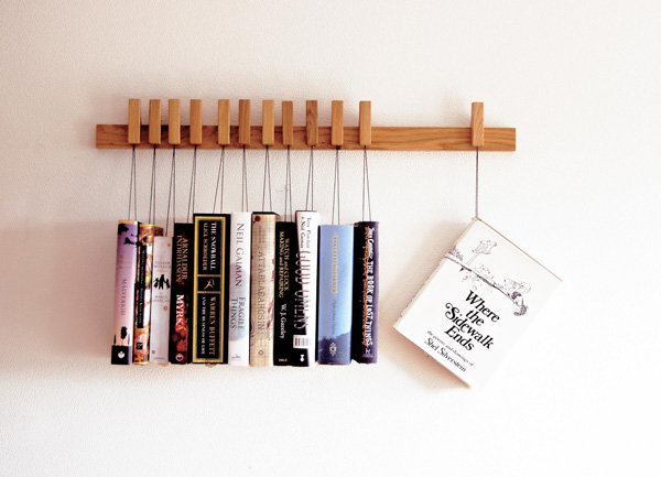 Book Hanging Rack By Agustav3 My Desired Home