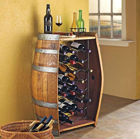 wine barrels craft ideas3