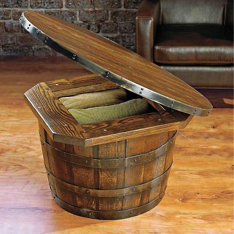 wine barrels craft ideas6