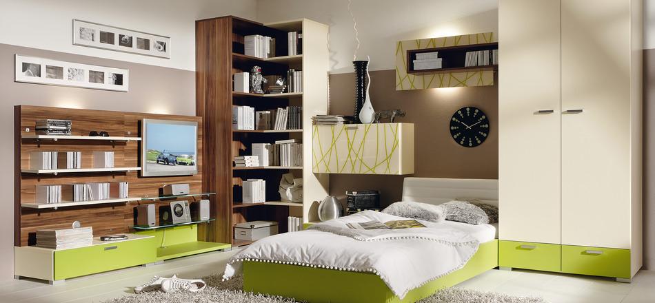 Amazing Apartments with youthful freshness