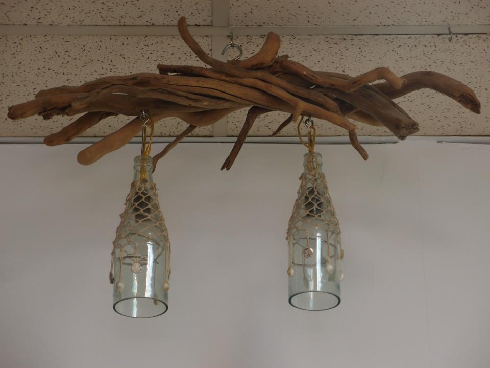 Cool Diy driftwood ideas12