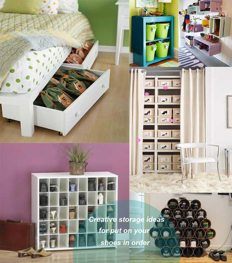 Creative storage ideas for shoes17