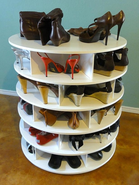 Creative storage ideas for shoes8
