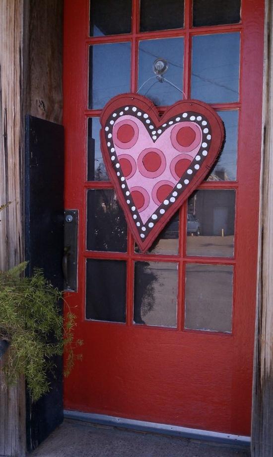 DIY decorate your door