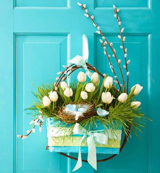DIY decorate your door6