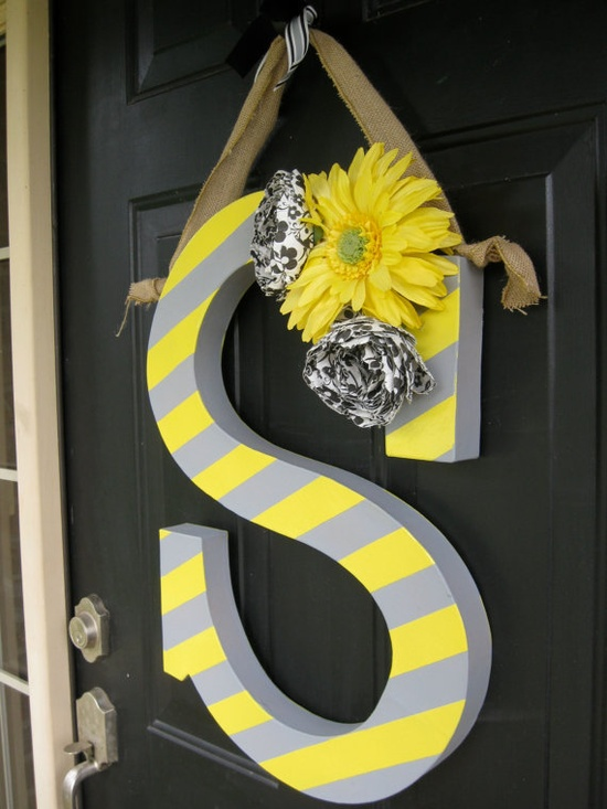 DIY decorate your door8
