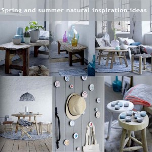 Spring and summer natural inspiration ideas