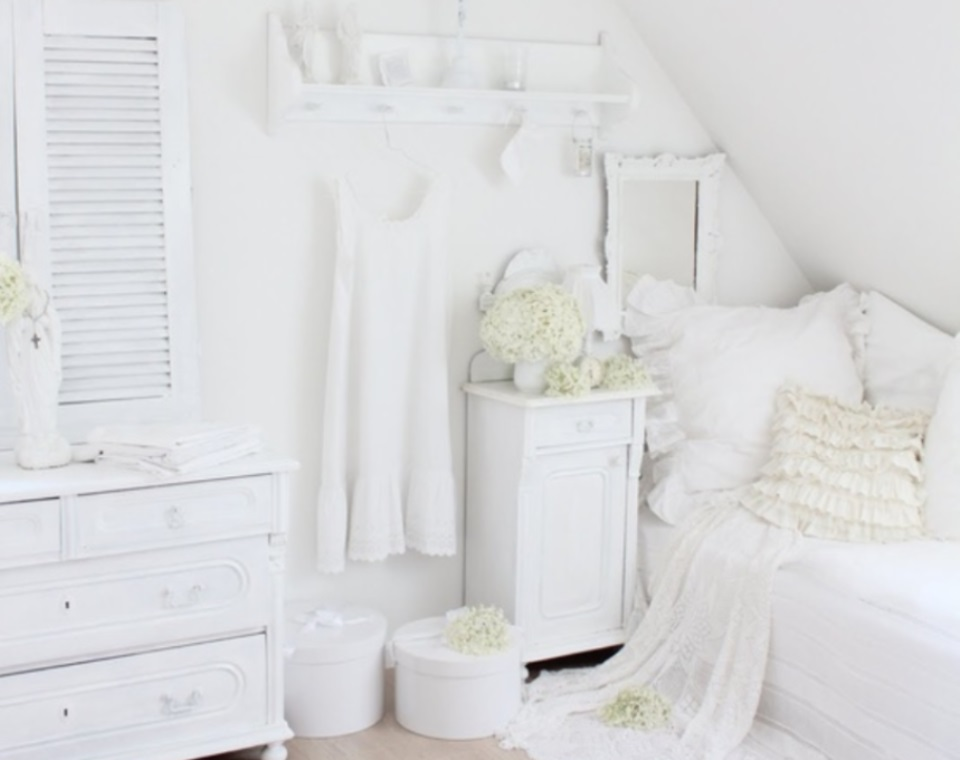 White bedrooms ideas for harmony and serenity my desired home