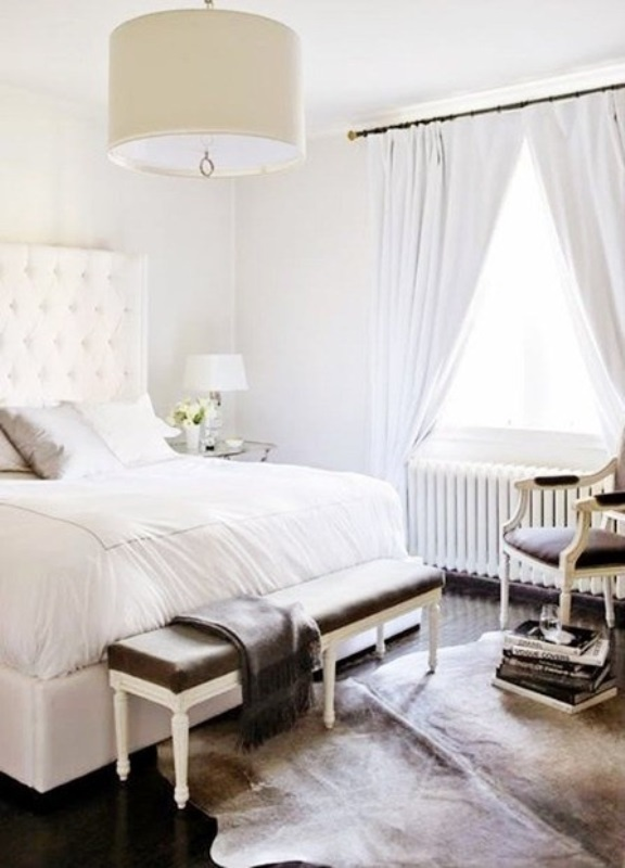 White bedrooms ideas1 my desired home for Bedroom designs white