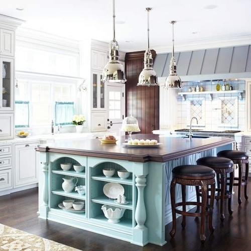 mint kitchen ideas10