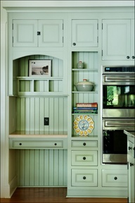 mint kitchen ideas5