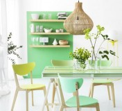 mint kitchen ideas7