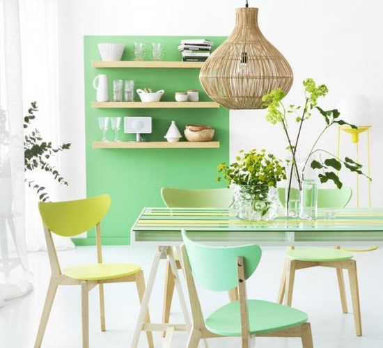 mint kitchen ideas7