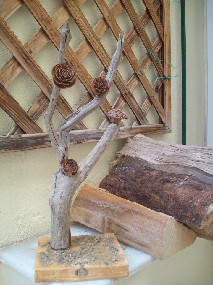 Amazing Diy driftwood craft inspirations3