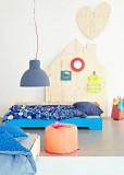 Fluorescent colors for nursery decoration2