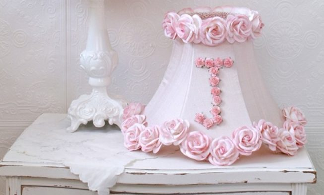 Girly Table Lamps Ideas