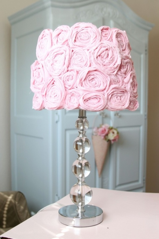 Girly table lamps ideas1