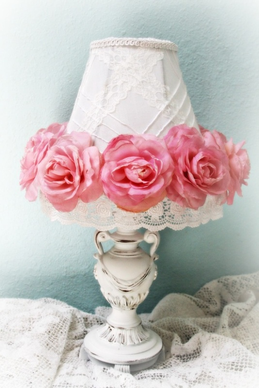 Girly table lamps ideas2