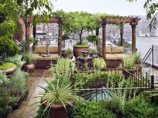 paradise roofgarden