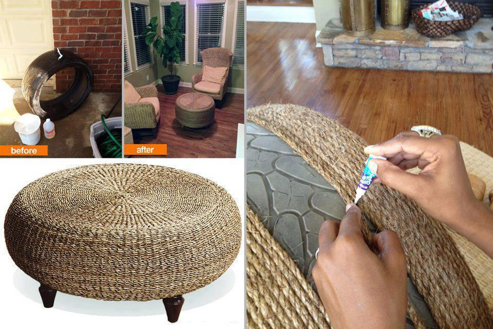 Diy ideas from old tires2