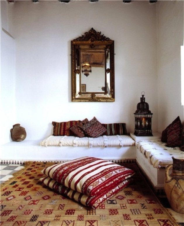 Moroccan d cor new trend in decoration my desired home Moroccan decor ideas for the bedroom