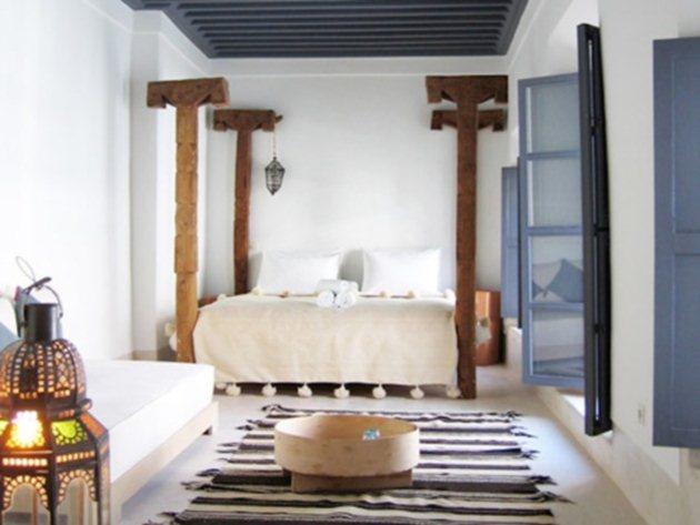 Moroccan decor style 6