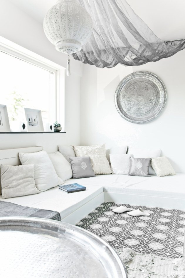 Moroccan decor style My desired home