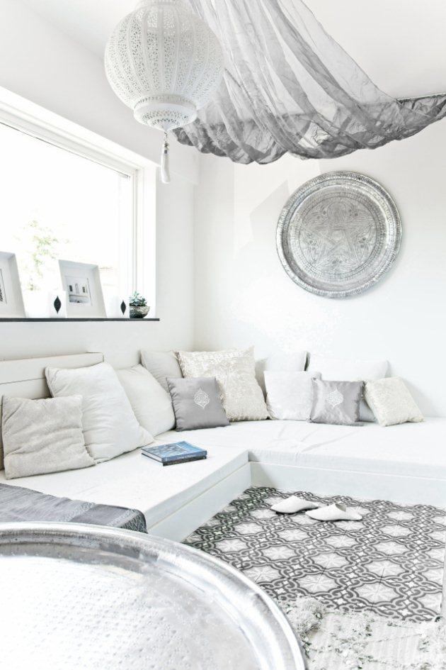 Moroccan decor style