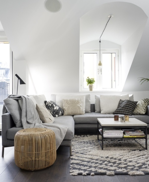Scandinavian Dcoration Ideas For Minimal And Rustic Decor
