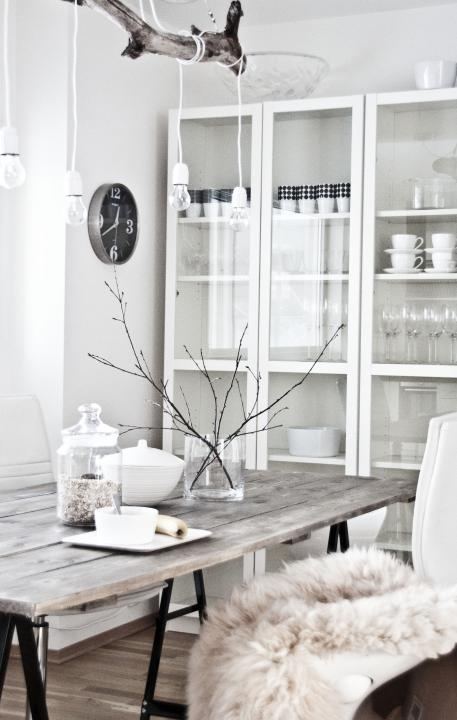 Scandinavian décoration ideas for minimal and rustic decor lovers [R