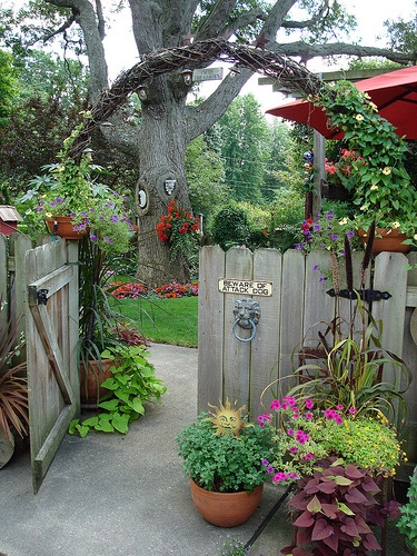 Ideas for the right garden decoration my desired home for Garden design pinterest